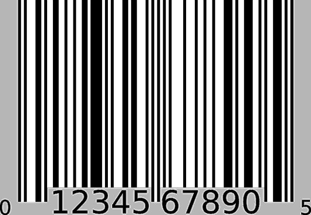 Amazon GS1 Barcode pattern