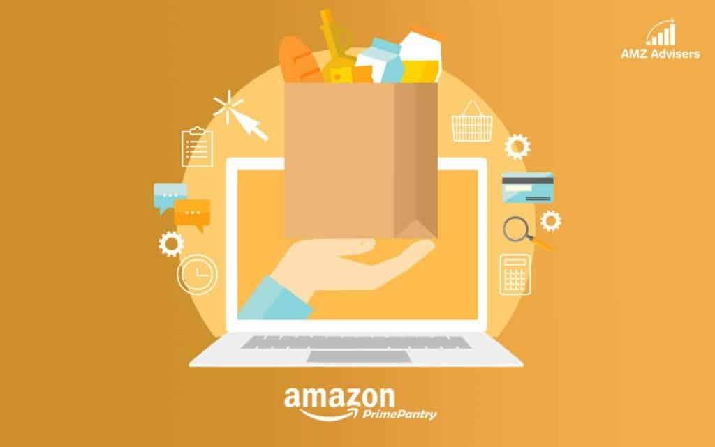 Amazon Premier garde-manger